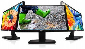 Dell IN2030M 20-inch HD Monitor with LED: See more. Sense more. Experience more.