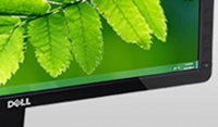 Dell IN2030M 20-inch HD Monitor: Striking glossy black