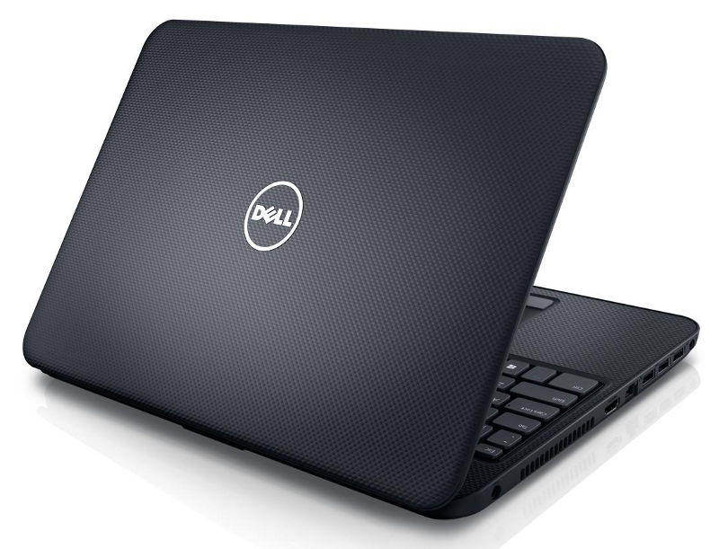 Dell Inspiron 15 i15RV6190BLK 15.6Inch Laptop Black Matte with