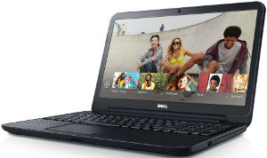 Inspiron 15 Laptop: Big on features, not on price.