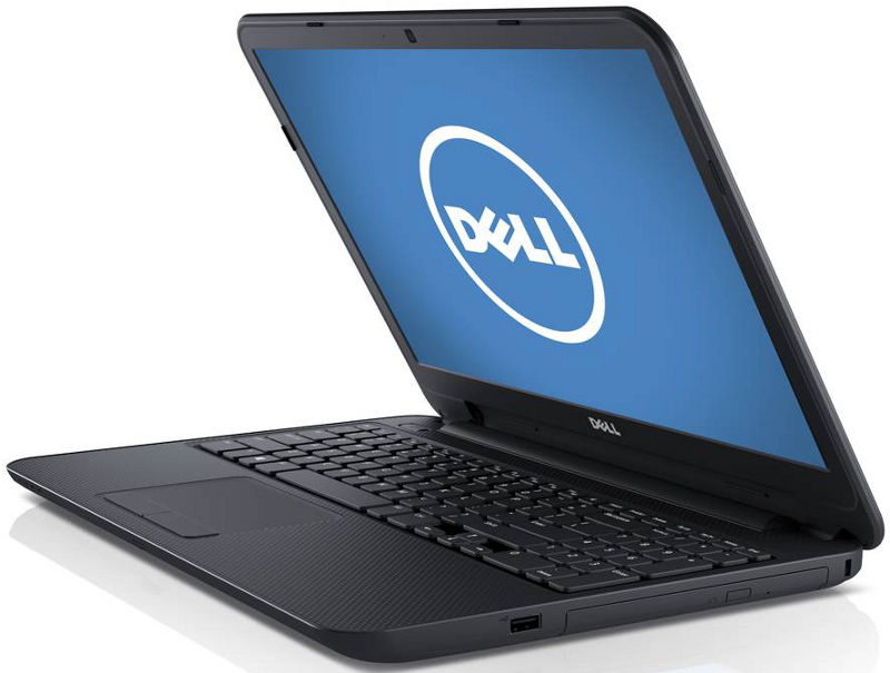 Dell Inspiron 17 laptop with 4th Gen Intel Core i5 processor, 6GB memory, 750GB hard drive