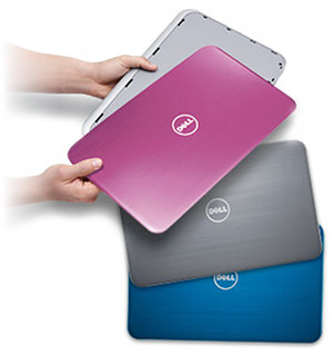 Dell Inspiron 17R: SWITCH it up!