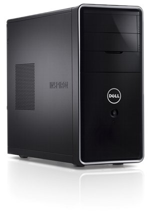 Dell Inspiron 660 Desktop: A powerful performance.