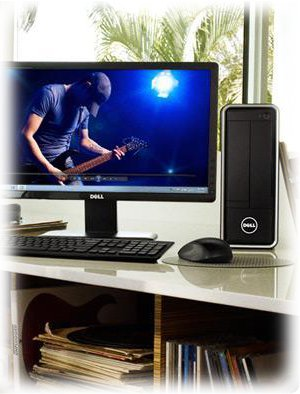Dell Inspiron 660s Desktop: Power, save, and connect.