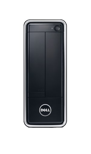 Dell Inspiron 660s Desktop: Small size. Big impression.