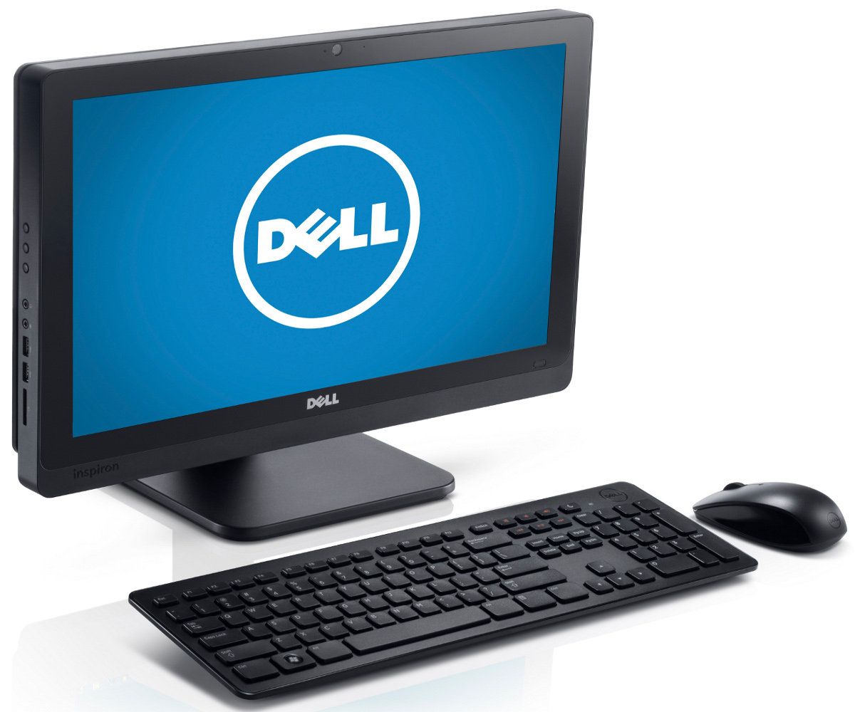 dell inspiron one io2020 3337bk 20 inch all in one desktop 2 5 ghz intel pentium. Black Bedroom Furniture Sets. Home Design Ideas