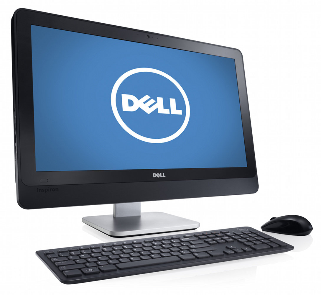 Dell Inspiron One 23 All-in-One (AIO) Touch Desktop: Plan a dream
