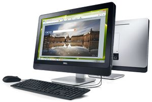 Dell Inspiron One 23 All-in-One (AIO) Desktop
