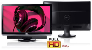 Dell ST2321L 23-inch Full HD Monitor with LED: Home is where the action is