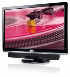 Dell ST2321L 23-inch Full HD Monitor with LED: Slim and elegant design