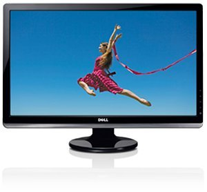 """Dell ST2421L 24"""" Full HD Monitor with LED: Picture perfect."""