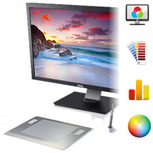 Dell UltraSharp U3011: Precise, industry-standard color—right out of the box