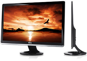 Dell S2330MX 23-inch Ultra-Slim Monitor