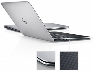 Dell XPS 13 Ultrabook™: Thoughtful design. Strikingly thin.