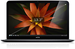Dell XPS 13 Ultrabook: Powerful and cutting-edge.