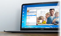 Dell XPS 13 Ultrabook™: Rapid boot. Refined features.