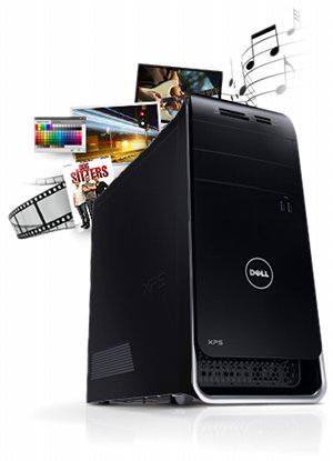 XPS USB Turbo Boost Photo Gallery PC Optical Drive Microsoft Office Starter Home Premium HD Genuine Windows Generation Intel Quad Core Gen Intel Core Gen Core GB Dell Online Chris Robinson Bit Processor Audio Internal High Definition Reading User Reviews : Dell XPS X8500 5790BK Desktop (Black) at Dell just click here buddy dell