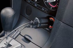 Scoche reVIVE II USB car charger