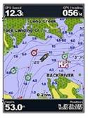 GPSMAP 546 charts