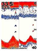 GPSMAP 546 sonar