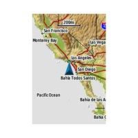 GPSMAP 78sc Map