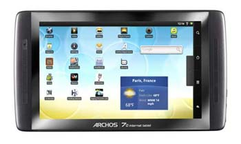 B00422SH5C 1 th Archos 7 8GB Home Tablet with Android (Black)