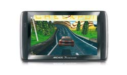 B00422SH5C 5 Archos 7 8GB Home Tablet with Android (Black)