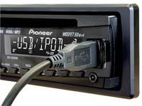 Pioneer DEH-3300UB USB