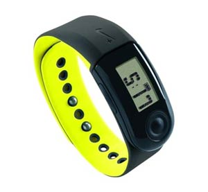 Nike+ SportBand in Black/Cool Grey/Silver