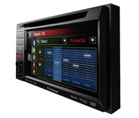 Pioneer AVH-P2300DVD Face Angle