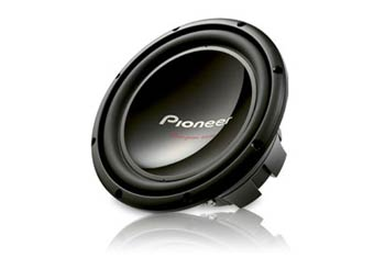 Pioneer TS-W309D4 Subwoofer