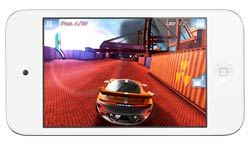 iPod touch Games
