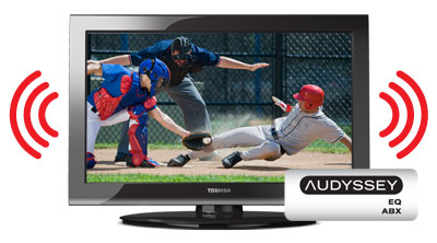 Audyssey Audio Reference Image