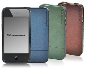 CaseCrown iPhone 4 Chameleon Glider Case 3 colors