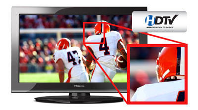 HDTV Reference Image