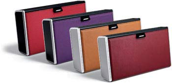Additional covers available separately in Red or Purple nylon and Burgundy or Tan leather to match your style
