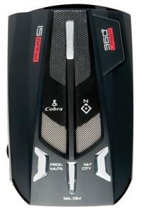 Cobra XRS 9770 Top
