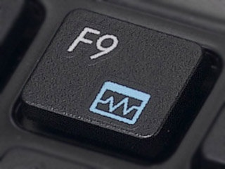F9 Key for Quick Recovery
