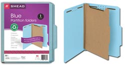 Smead 100% Recycled Classification Folders 13748