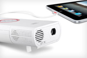 Brand new sealed 3m mp225a mobile projector ebay for Apple video projector