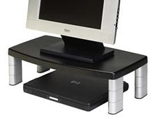 3M Extra-Wide Adjustable Monitor Stand (MS90B)