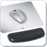 3M Gel Wrist Rest for Mouse or Trackball (WR305LE)