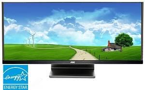 AOC Q2963PM 29-Inch UltraWide IPS LED Monitor