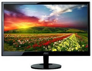 AOC e2251Fwu 22-Inch Class Widescreen LED Backlit Monitor