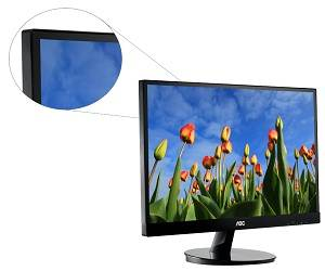 AOC i2369V 23-Inch Class Ultra-Slim Widescreen IPS LED Monitor