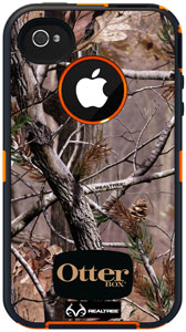 APL2 I4SUN blazedAP Back copy sm Otterbox Defender Realtree Series Hybrid Case & Holster for iPhone 4 & 4S