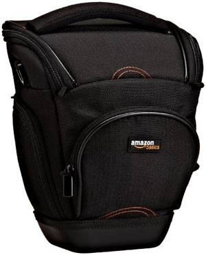 AmazonBasics Holster Camera Case for DSLR Cameras