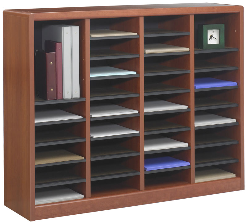 shelves for large capacity needs or for binders or book storage view