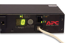 Users can access, configure, and control Switched Rack PDUs through
