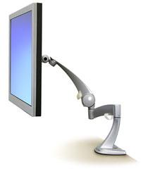 Neo-Flex LCD Arm
